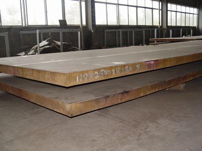 锆钢复合板