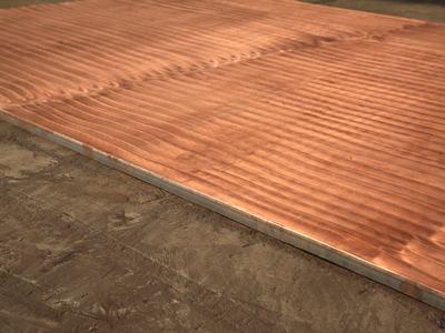 铜钢复合板3